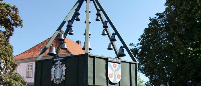 Wappen Städtepartnerschaften©Stadt Springe