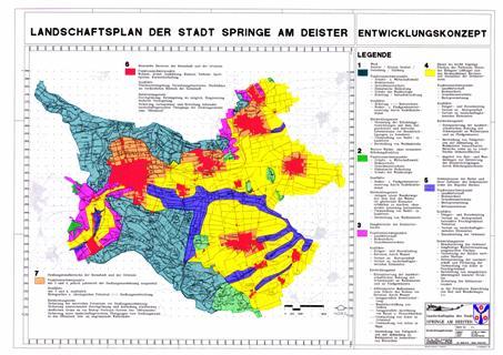 Logo Landschaftsplan©Stadt Springe