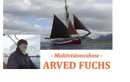 Arved Fuchs Multivisionsshow