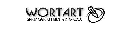 Logo Wortart Springer Literarten & Co. © Wortart Springer Literarten & Co.