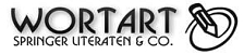 Logo Wortart Springer Literarten & Co.