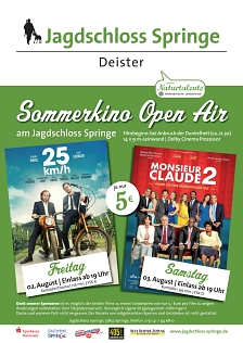 Sommerkino 2019 Open Air